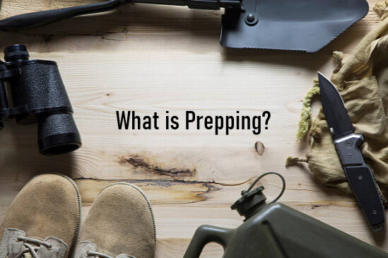 Prepper Classroom- What is Prepping- Episode 1