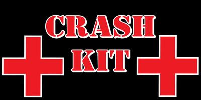 Large CRASH First Aid Kit