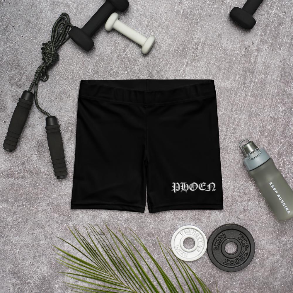 Black Tenacity Shorts