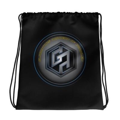 Gladiators Logo Drawstring bag