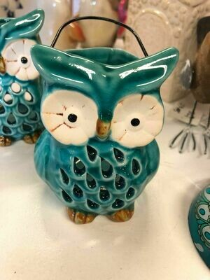 Owl Votives