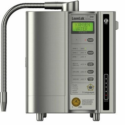 SD501 Platinum Ionizer