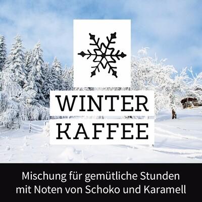 Winterkaffee - Für gemütliche Stunden
