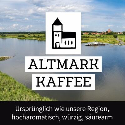 Altmark-Kaffee - Ursprünglich und hocharomatisch