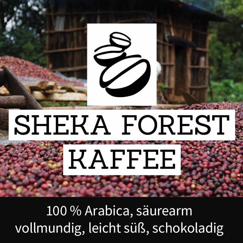 Sheka-Forest-Kaffee - Jeder Schluck hilft