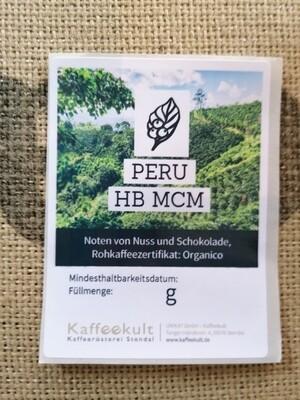 Peru SHB