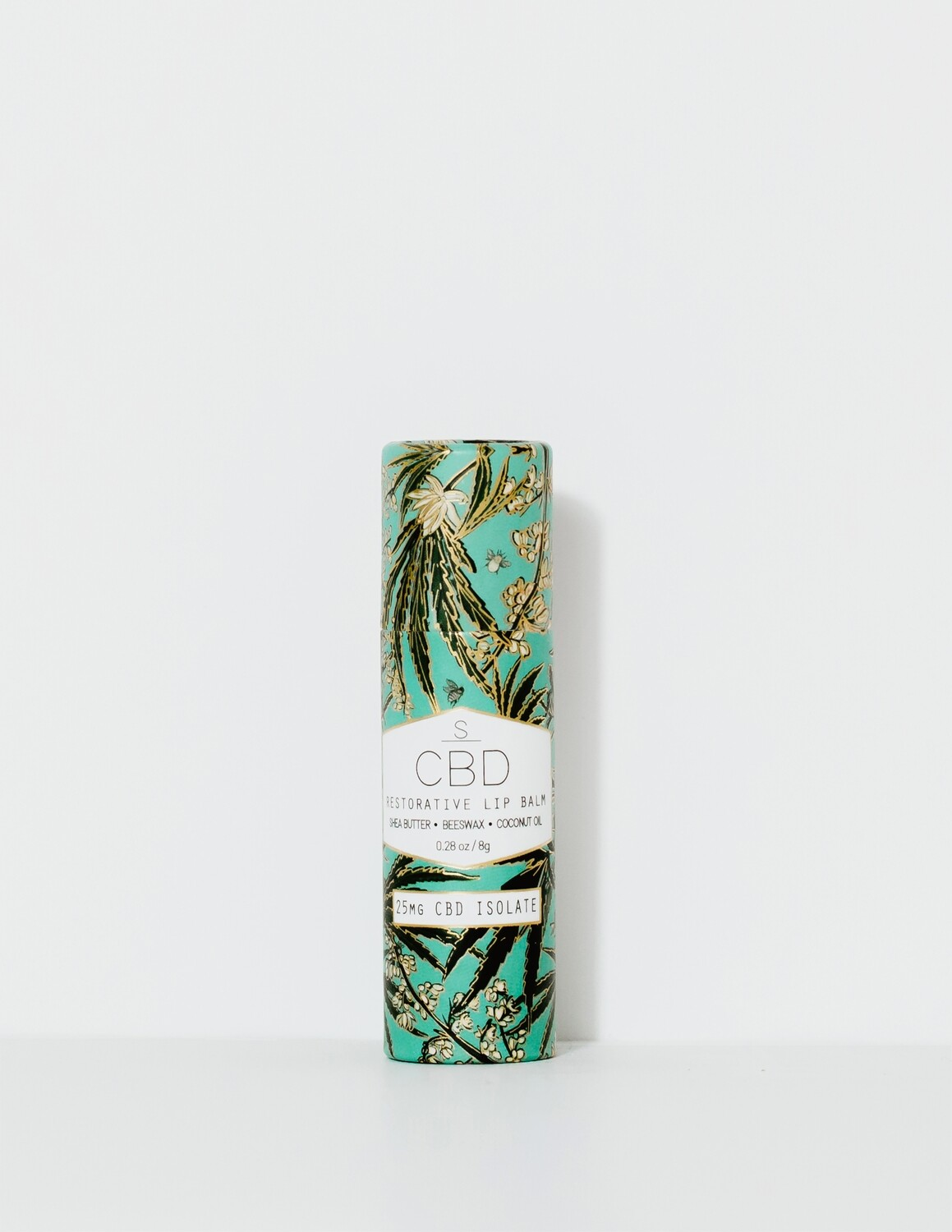 CBD Restorative Lip Balm by SHEA BRAND