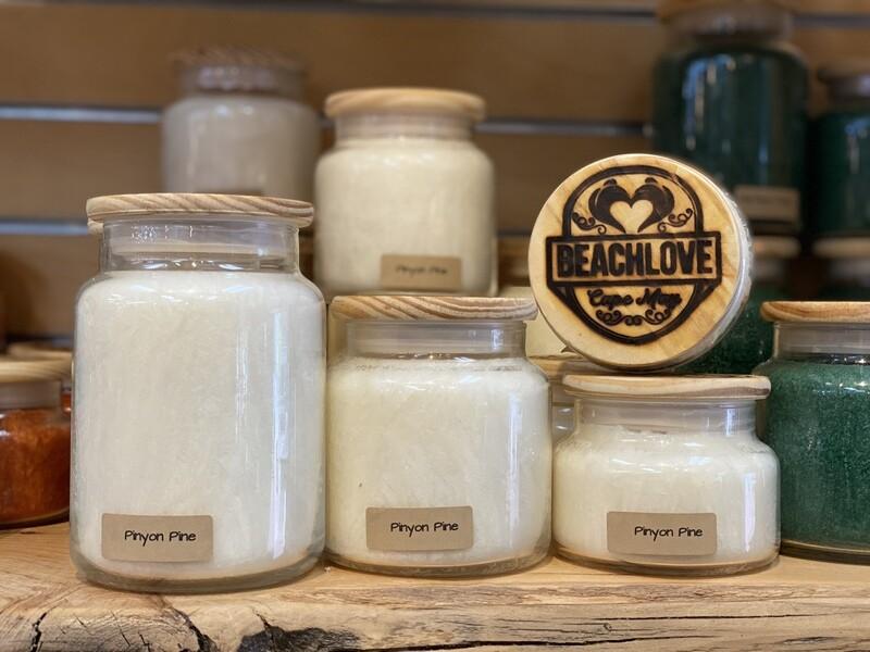 Pinyon Pine Apothecary Jar Candle