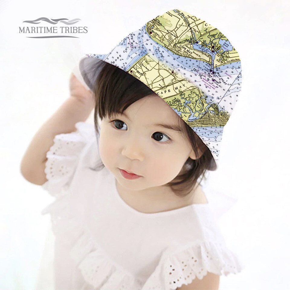 Cape May Baby Bucket Hat