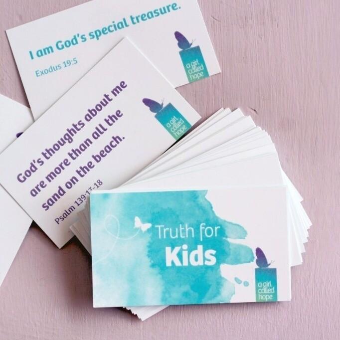 Speak Truth Cards - Kids
