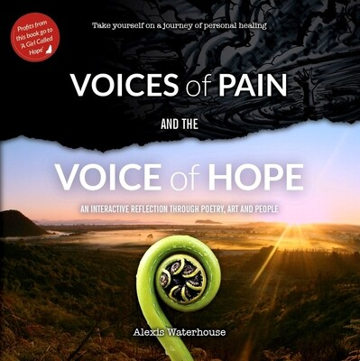 Book: Voices of Pain and the Voice of Hope
