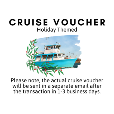 Cruise Voucher - Holiday Themed