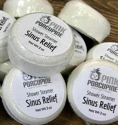 Shower Steamer - Sinus Relief