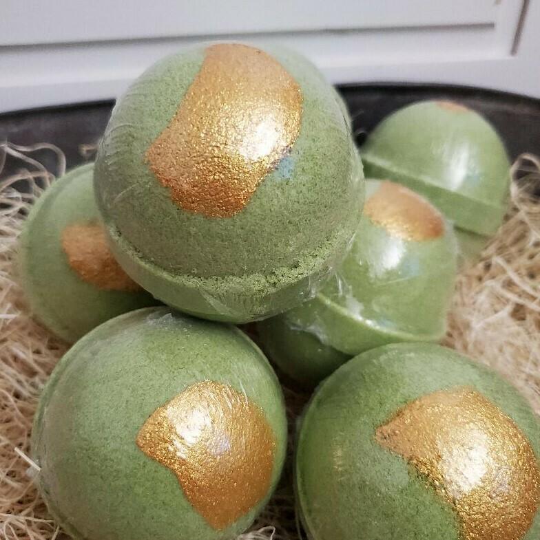 Bath Bomb - Juicy Pear