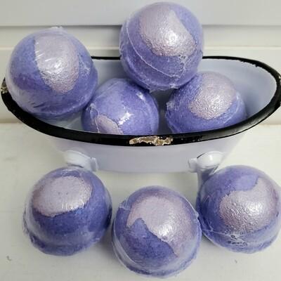 Bath Bomb Mini - Sweet Pea
