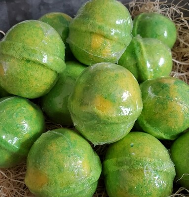 Bath Bomb Mini - Pineapple Coconut