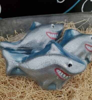 Bath Bomb - Shark Attack (Fruit Punch)