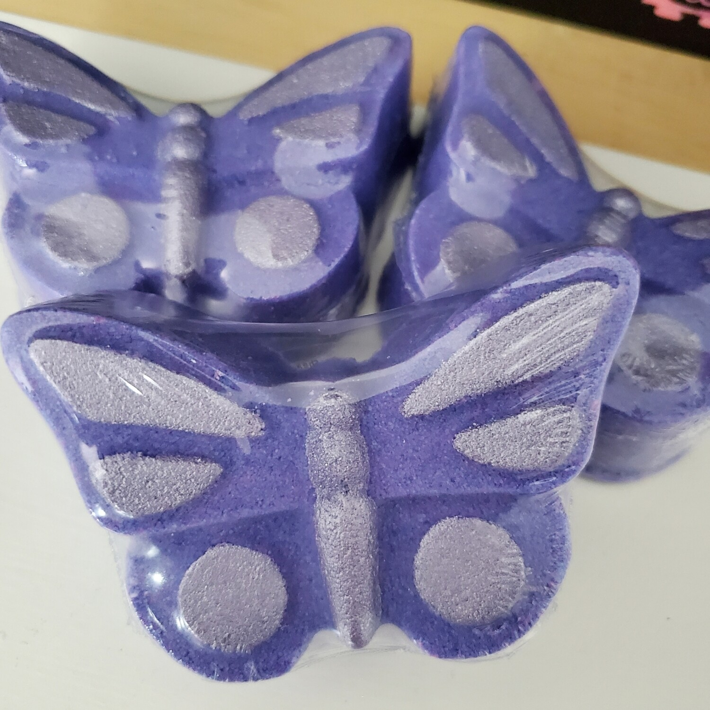 Bath Bomb - Butterfly (Sweet Pea)
