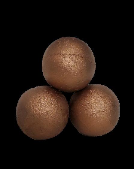 Bath Bomb Mini - Chocolate Indulgence