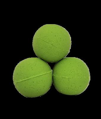 Bath Bomb Mini - Green Apple Candy