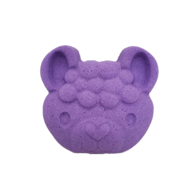 Bath Bomb - Lavender Llama (essential oil scented)
