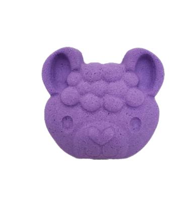 Bath Bomb - Lavender Llama (essential oil scented)
