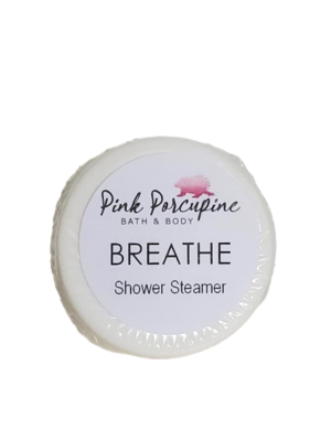 Aromatherapy Shower Steamer - Breathe
