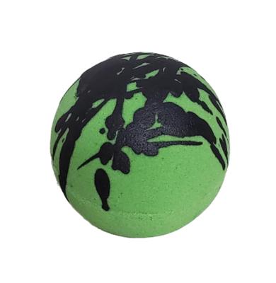 Bath Bomb 4 oz. - Anarchy w/Color Changing Flashing Cube Inside