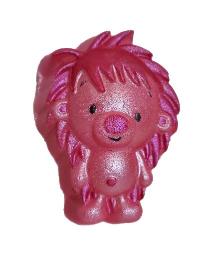 Bath Bomb - Pinky The Porcupine (Pink Sugar type)