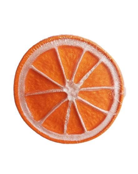 Bath Bomb - Orange Slice (Satsuma Orange)