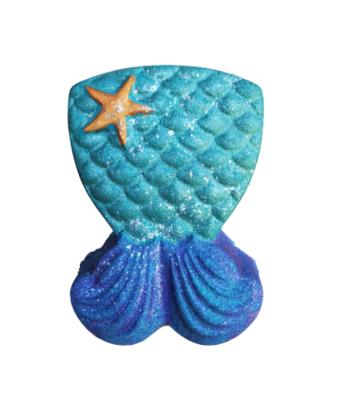 Bath Bomb - Mermaid Tail (8th & Ocean)