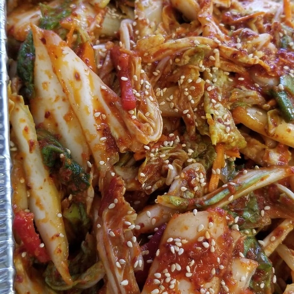홈메이드 김치(2L) Goru Goru's Home Made Kimchi