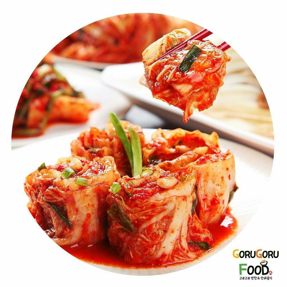 홈메이드 포기김치 (1kg) Uncut Kimchi