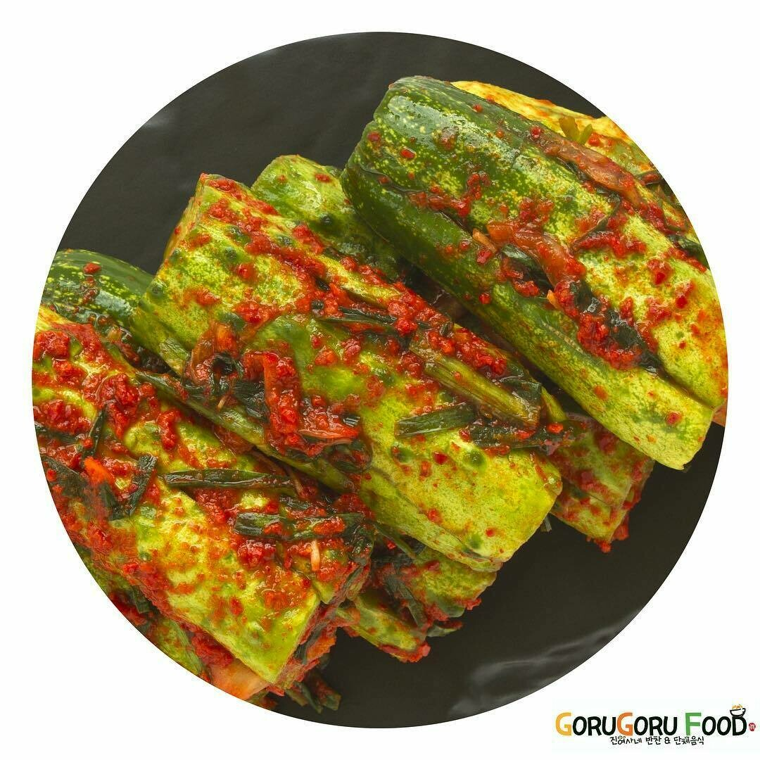 홈메이드 오이 소박이(1L) Home Made Cucumber Kimchi