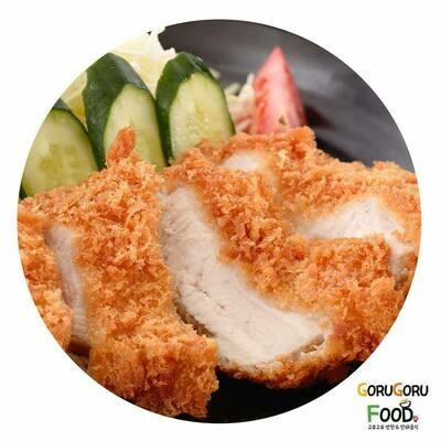 치킨까스 Chicken Cutlet
