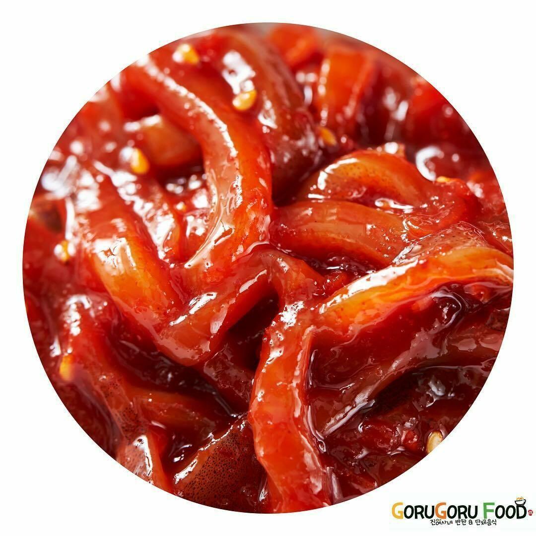 오징어젓갈 Fermented Spicy Squid