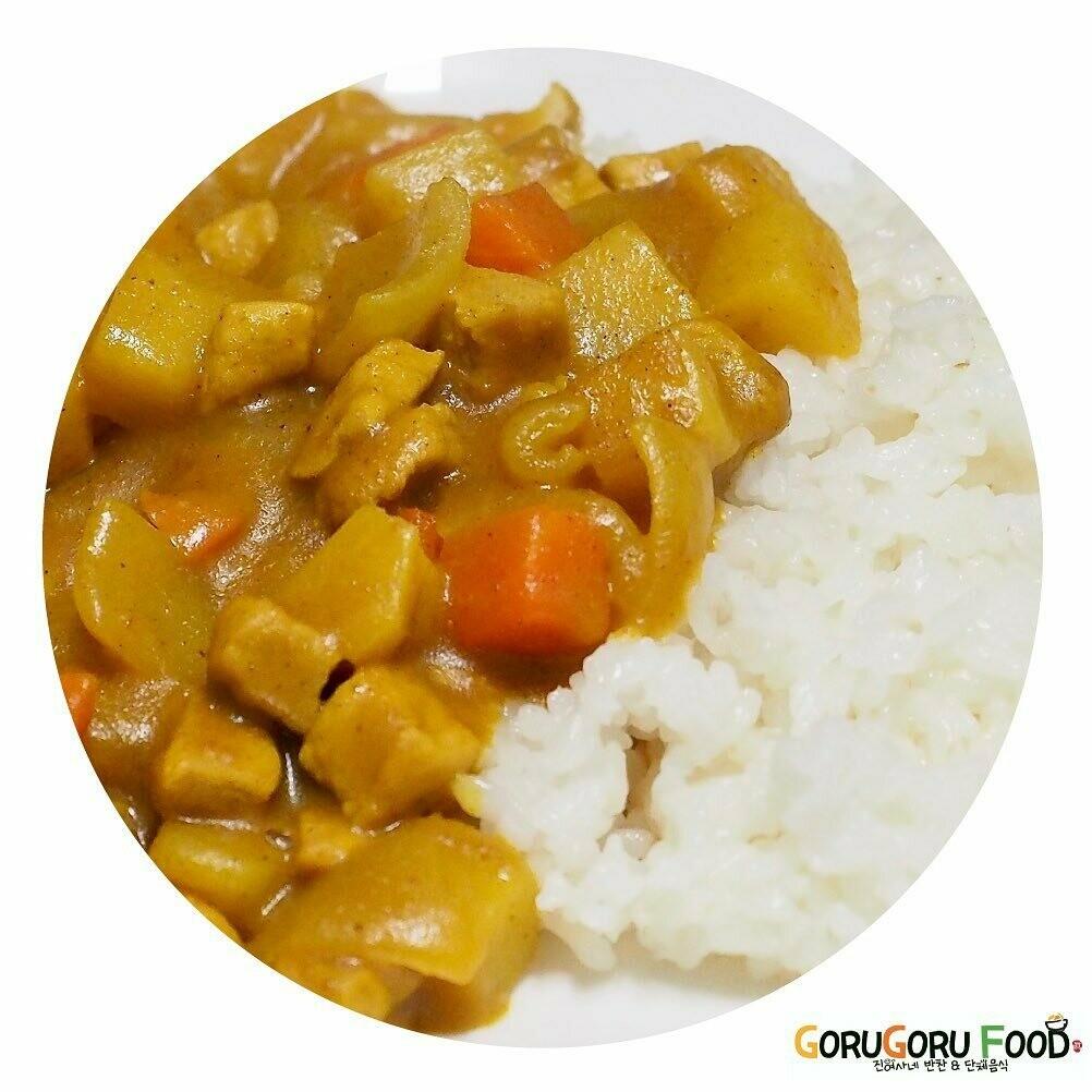 카레 Korean Style Curry