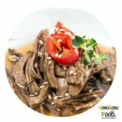 소고기 장조림 Korean Braised Beef