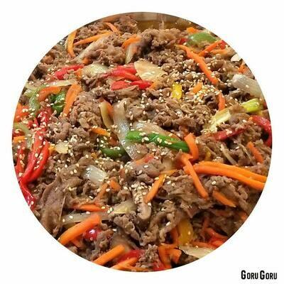 소불고기 Korean Stir-Fried Beef