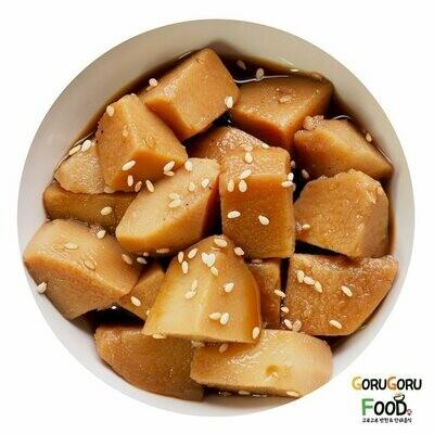 감자조림 Soy Sauce Braised Potatoes