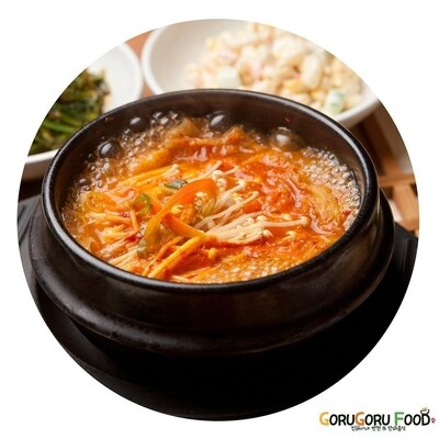 김치찌개 Kimchi stew