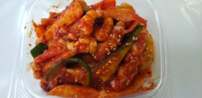 오징어 초무침 Sweet & Sour Spicy Squid