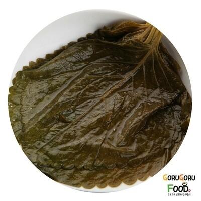 간장 깻잎지 Sesame leaf soy sauce