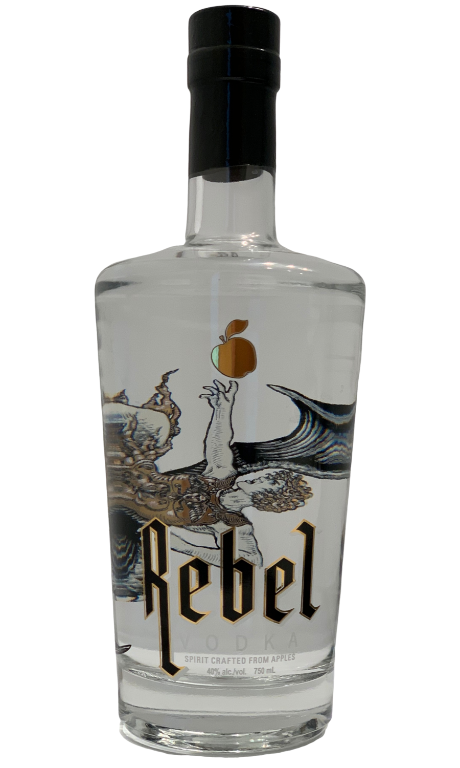Rebel Vodka (W) Not Available After July 31 2020