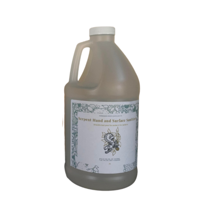 Serpent Sanitizer - 2L