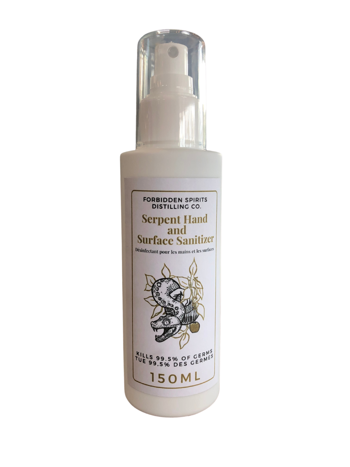 Serpent Sanitizer - Personal Spray