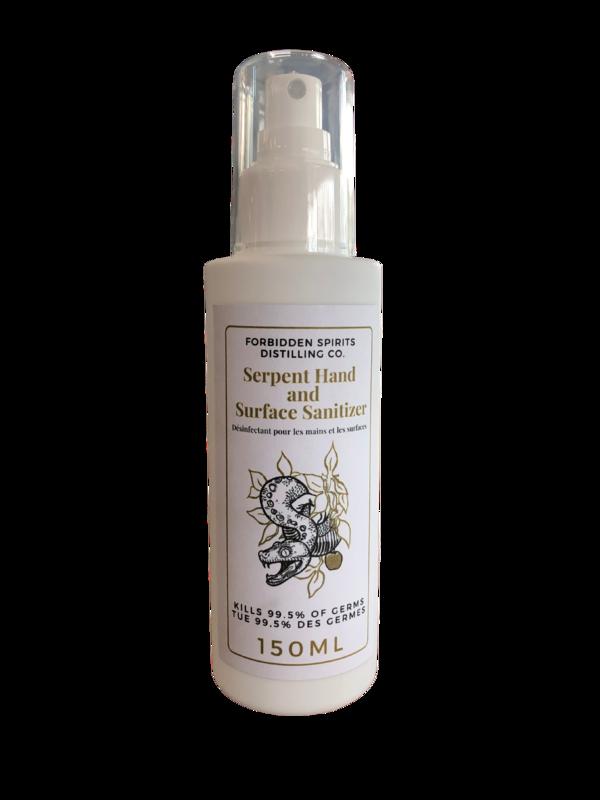 Serpent Sanitizer - Personal Spray (W)