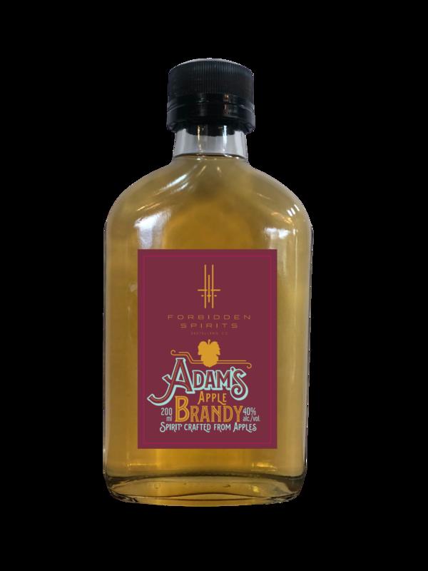 Adam's Apples Brandy (W) (200ml)