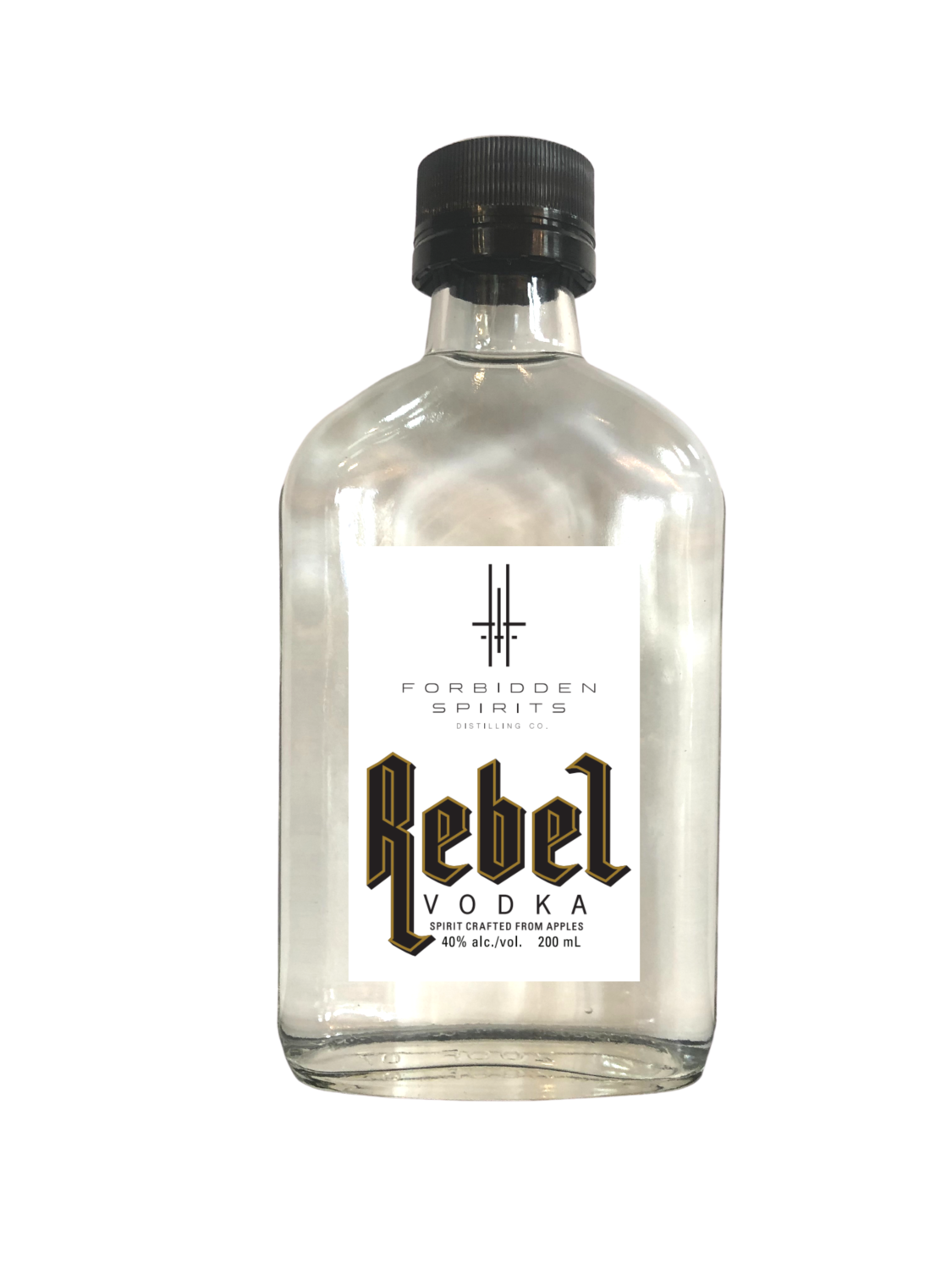 Rebel Vodka (W) (200ml)