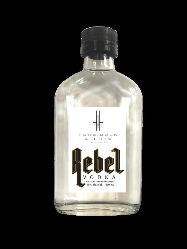 Rebel Vodka (W) (200ml)